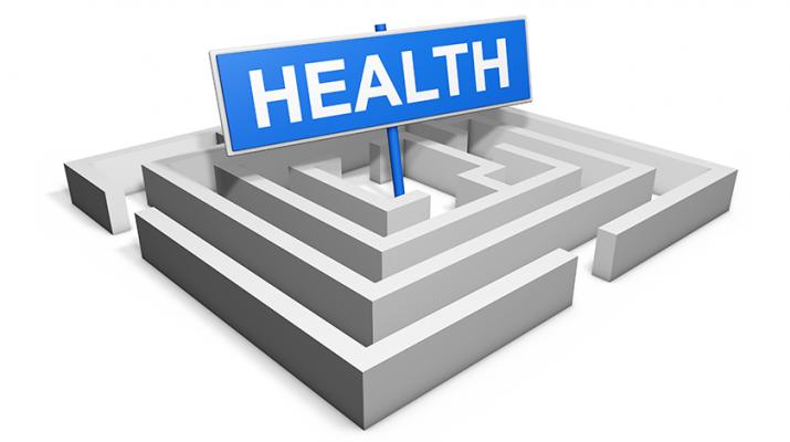 Healthcare maze