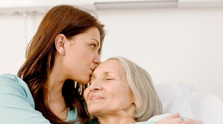 Caregiving-in-chief