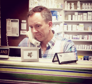 "Craig Rowland, Hometown Pharmacy in Cato. ""One of the biggest problems we face and that seniors face is getting your prescriptions or even over-the-counter items from multiple sites or from multiple sources,"" he said."