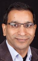 Physician Ahmed Nizar, medical director of the comprehensive psychiatric emergency program at St. Joseph's Health Hospital.