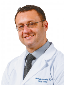 Physician Gennady Bratslavsky is a professor and chairman of the department of urology at SUNY Upstate Medical University.