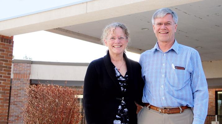 Physicians Patricia and Jay Chapman have cared for generations of patients in Northern Oswego County, Southern Jefferson County. They will retire in July after 35 years on the job.