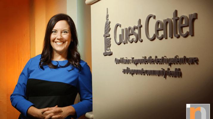 Crouse Health President and CEO Kimberly Boynton.