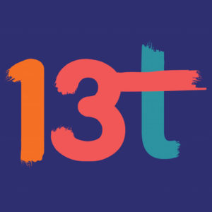 13thirty square logo