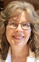 Physician Helen Jacoby is an infectious disease specialist at St. Joseph's in Syracuse.