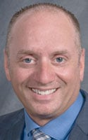 Dentist Sean McLaren is the chairman of pediatric dentistry at University of Rochester Medical Center.