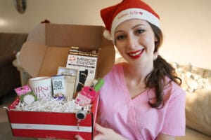Subscription box NurseLux mails a box of goodies once, month-to-month or for 12 months to a nurse you care about. NurseLux is based in Watertown.