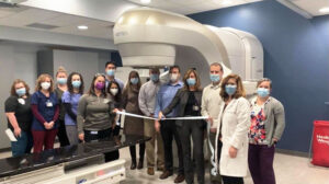Radiation team at Hematology/Oncology Associates of CNY.