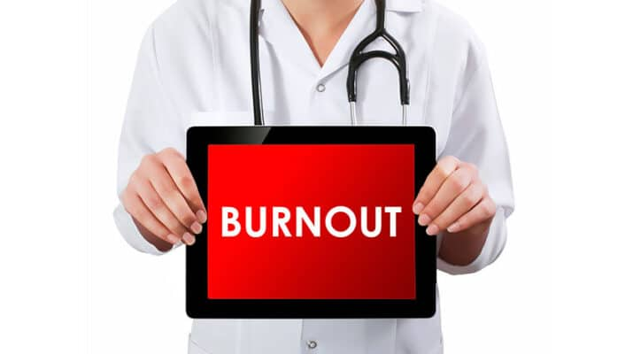 Nurse burnout
