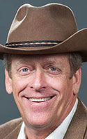 """Kent Taylor, the founder and CEO of the Texas Roadhouse restaurant chain, died from suicide at age 65. following """"a battle with post-COVID related symptoms, including severe tinnitus."""""""