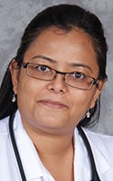 Vandana Patil is a board-certified family medicine physician for Oswego Health.