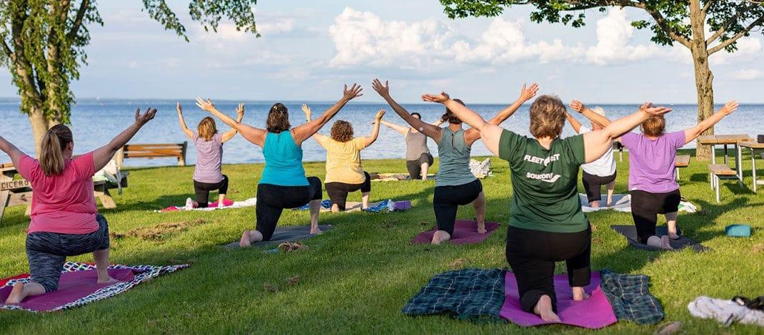 2019 Sunset Yoga