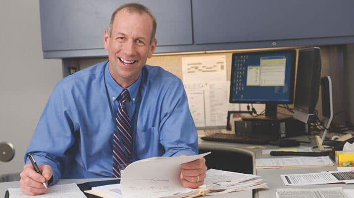 Brian Rieger, Ph.D.